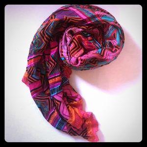 Stella & Dot wrap/scarf with original bag